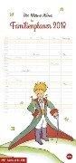 Der Kleine Prinz Familienplaner - Kalender 2018 -