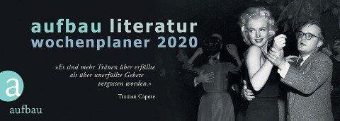 Aufbau Literatur Wochenplaner 2020