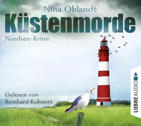Küstenmorde - Nina Ohlandt