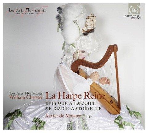 La Harpe Reine - Xavier de Maistre, Johann Babtist Krumpholz, Joseph Haydn, Johann David Hermann, Christoph Willibald Gluck