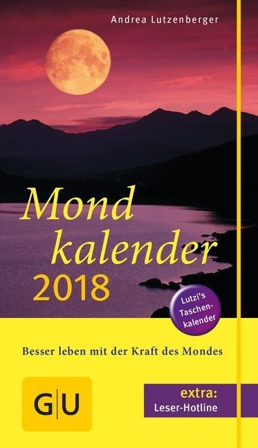 Mondkalender 2018 - Andrea Lutzenberger