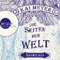 Die Seiten der Welt - Nachtland (Ungekürzte Lesung) - Kai Meyer