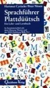 Sprachführer Plattdüütsch - Hartmut Cyriacks, Peter Nissen