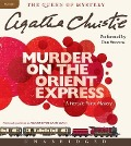 Murder on the Orient Express CD: A Hercule Poirot Mystery - Agatha Christie