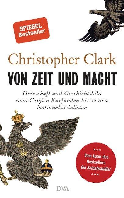 Von Zeit und Macht - Christopher Clark
