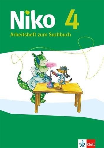 Niko 4. Ausgabe Schleswig-Holstein, Hamburg, Bremen, Nordrhein-Westfalen, Hessen, Rheinland-Pfalz, Saarland - Arbeitsheft zum Sachbuch Klasse 4 -