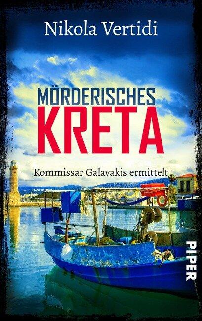 Mörderisches Kreta