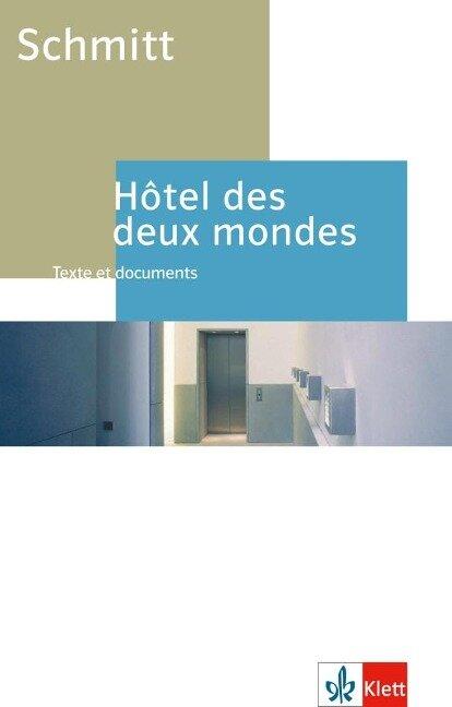 Hôtel des deux mondes. Schülerbuch -