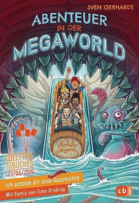 Ich schenk dir eine Geschichte 2020 - Abenteuer in der Megaworld - Sven Gerhardt