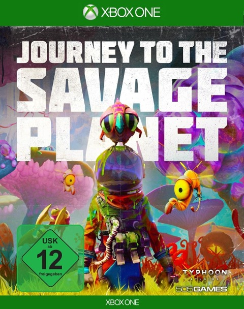 Journey to the Savage Planet (XBox One) -