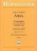 Concerto per il Cornu di Caccia con piu Stromenti - Carl Friedrich Abel