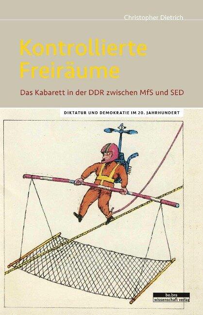 Kontrollierte Freiräume - Christopher Dietrich