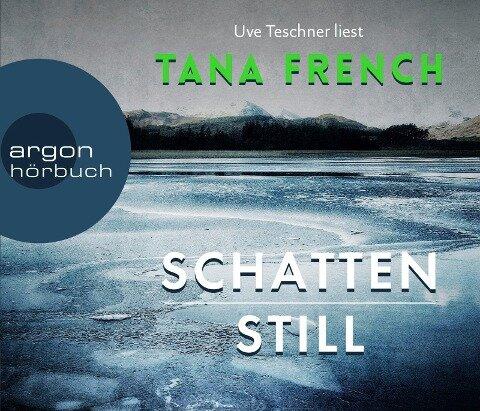 Schattenstill - Tana French