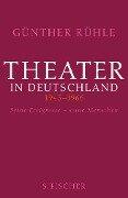 Theater in Deutschland 1946-1966 - Günther Rühle