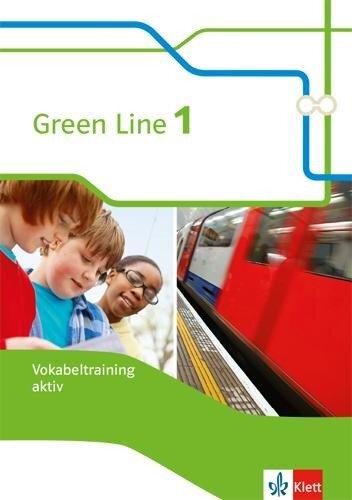 Green Line 1. Vokabeltraining aktiv. Arbeitsheft. Neue Ausgabe -