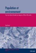 Population et environnement - Guy Brunet
