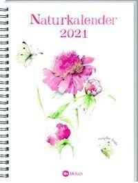 Naturkalender 2021 - Marjolein Bastin