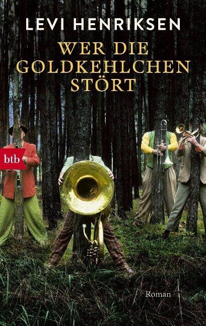 Wer die Goldkehlchen stört - Levi Henriksen
