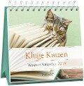 Kluge Katzen - Mini-Kalender 2019 -