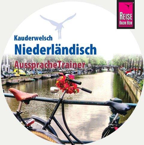 AusspracheTrainer Niederländisch (Audio-CD) - Som V O¿Niel