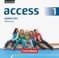 English G Access 01: 5. Schuljahr. CD -