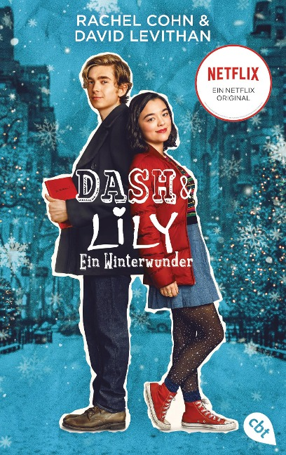 Dash & Lily - Rachel Cohn, David Levithan