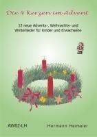 Die 4 Kerzen im Advent - Hermann Heimeier