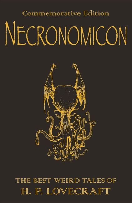 The Necronomicon - Howard Phillips Lovecraft
