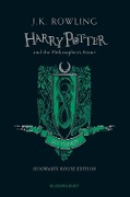 Harry Potter and the Philosopher's Stone. Slytherin Edition - Joanne K. Rowling