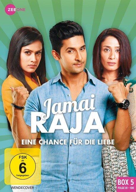 Eine Chance für die Liebe - Jamai Raja (Box 5) (Folge 81-100) -