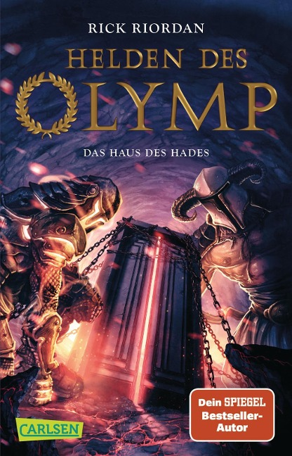 Helden des Olymp 4: Das Haus des Hades - Rick Riordan