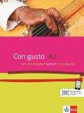 Con gusto. Lehr- und Arbeitsbuch mit 2 Audio-CDs - A2 -