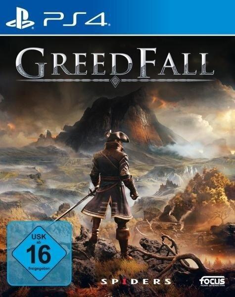 GreedFall (PlayStation PS4) -