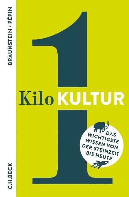 1 Kilo Kultur - Florence Braunstein, Jean-François Pépin