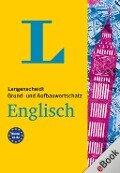 Langenscheidt Grund- und Aufbauwortschatz Englisch -