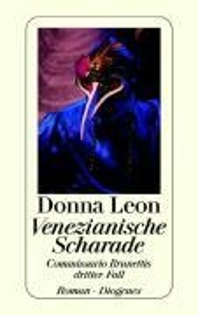 Venezianische Scharade - Donna Leon