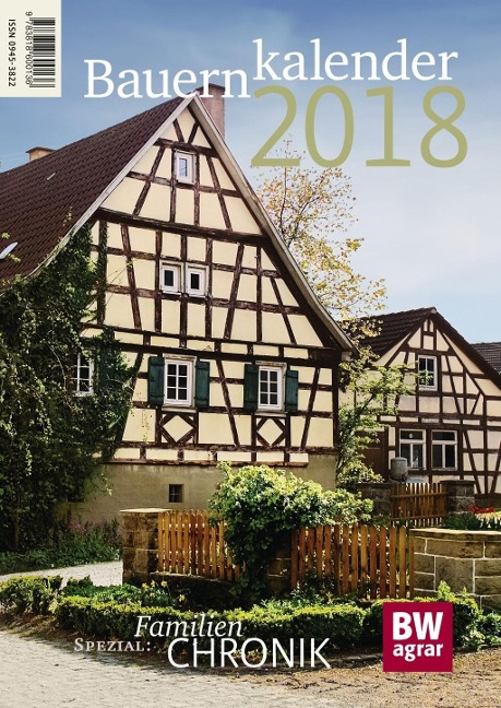 Bauernkalender 2018 -