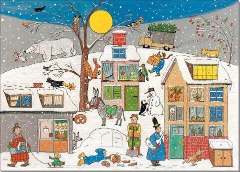 Adventskalender Weihnachten in Wimmlingen -