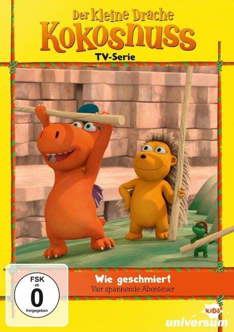 Der kleine Drache Kokosnuss TV Serie (DVD 12) -