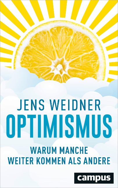 Optimismus - Jens Weidner
